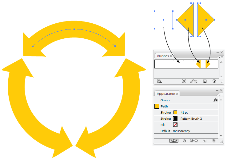 Curved Line Indesign : Best way to quot bend an object adobe community